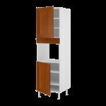 Высокий шкаф д/MW6 СВЧ 2двери