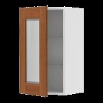 Навесной шкаф со стеклянной дверью