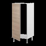 Высокий шкаф для холодильника
