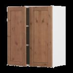Навесной шкаф с 2 дверями