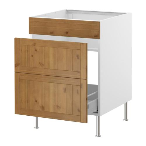 Наполный шкаф для мойки/мусорн конт