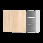 Навесной шкаф с раздвижными дверцема