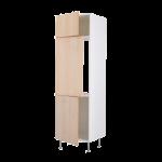 Высокий шкаф для хол/мороз с 3 дверями