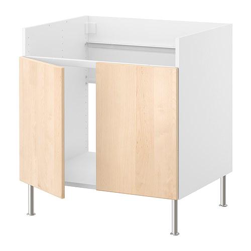Напольный шкаф для двойной мойки