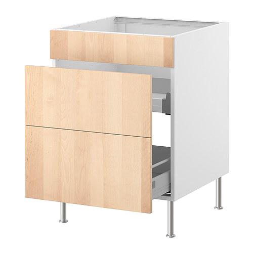 Наполольний шкаф п/мйк с 2 ящ/2 фрнт пнл
